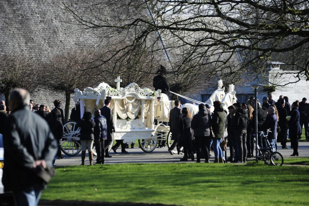 Begrafenis in stijl